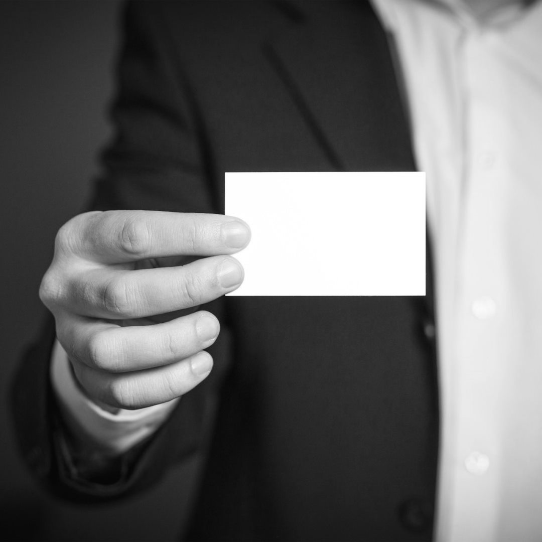 Why business cards still matter in a digital world
